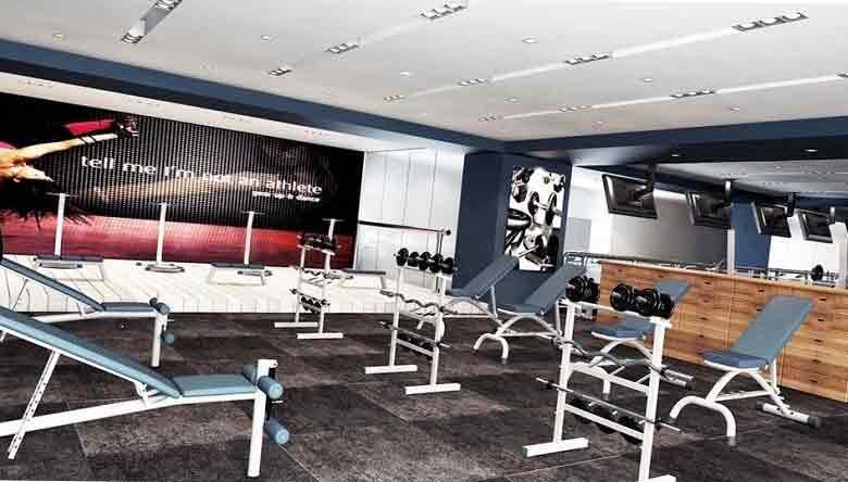 Victoria De Manila - Fitness Gym