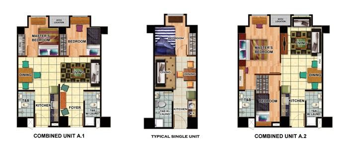 Victoria de morato preselling condominium for sale in for Real estate floor plan pricing