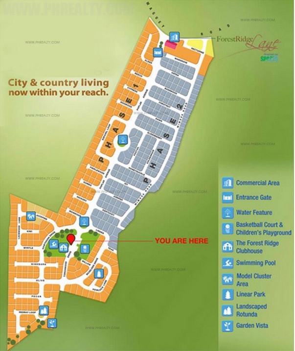 Forest Ridge - Site Development Plan