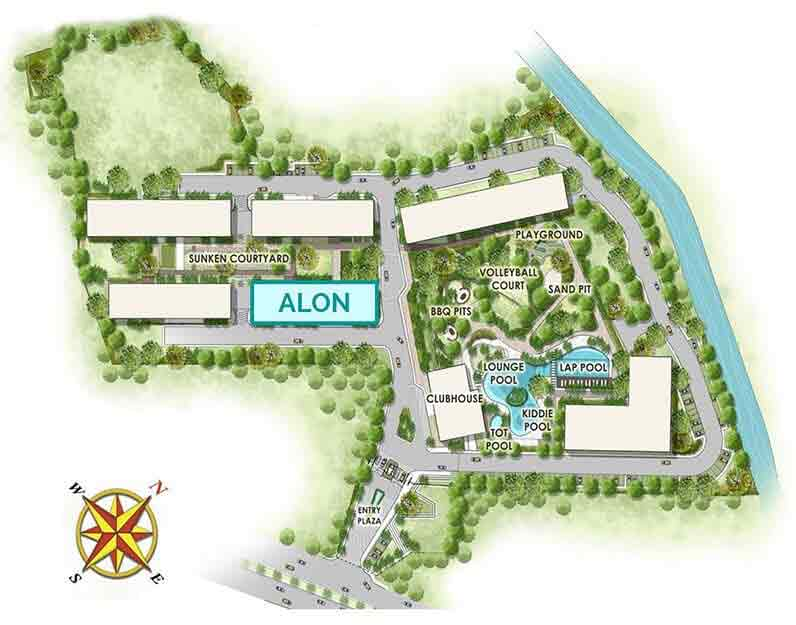Panglao Oasis - Site Development Plan