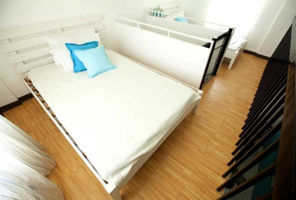 Peninsula Homes - Model Unit Bedroom
