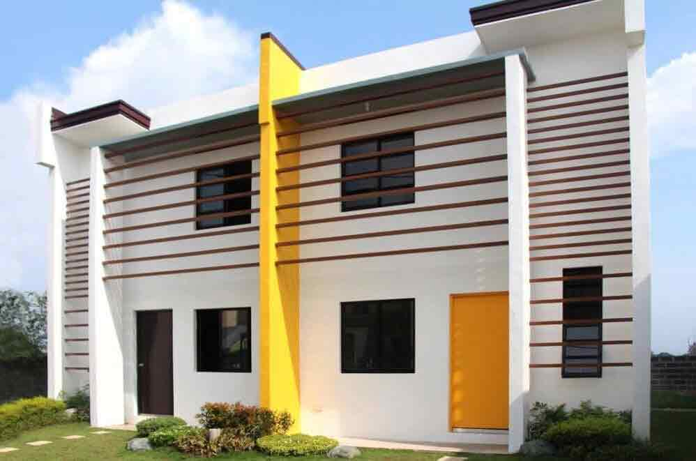 Richwood Townhomes - Exterior View