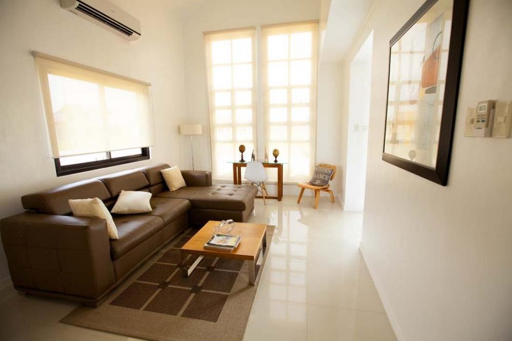 Ventis Villas - Living Area