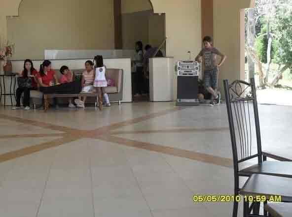 Deca Homes Resort Residences - Function Area