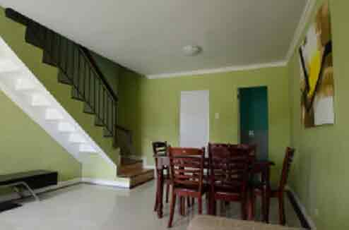 DECA Homes Iloilo Pavia - Dinning Area