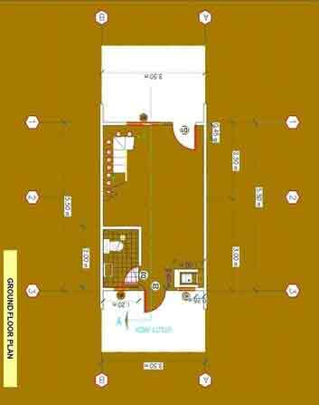 DECA Clark Resort And Residences - Ground Floor Plan