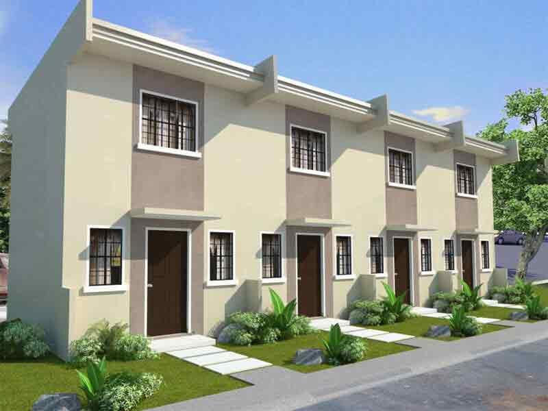 Carissa Homes East 2A - Mia Model House