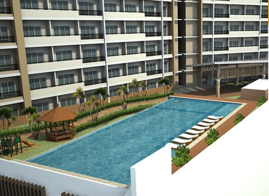 River Green Residences - Swimming Pool