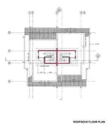 Casa California Exclusive BF Resort - Floor Plan