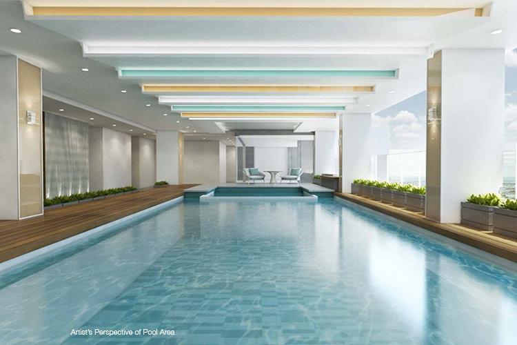 Pixel Residences - Swimming pool
