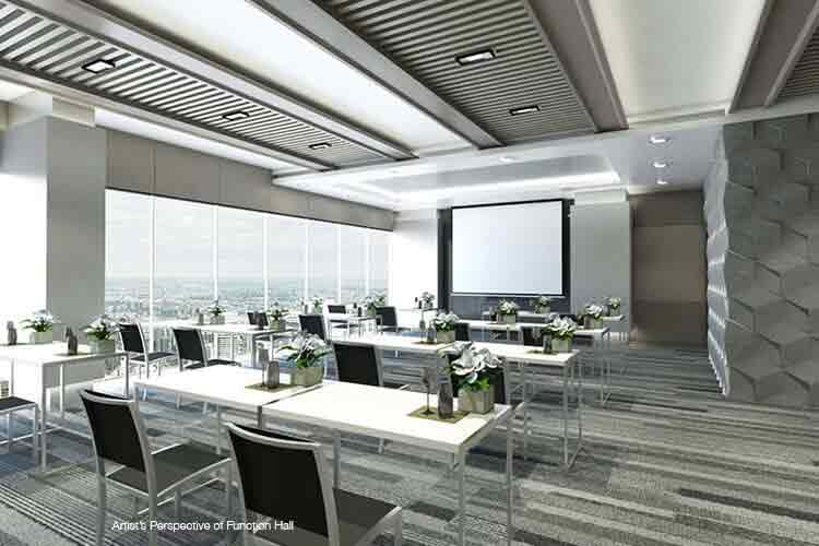 Pixel Residences - Function Hall