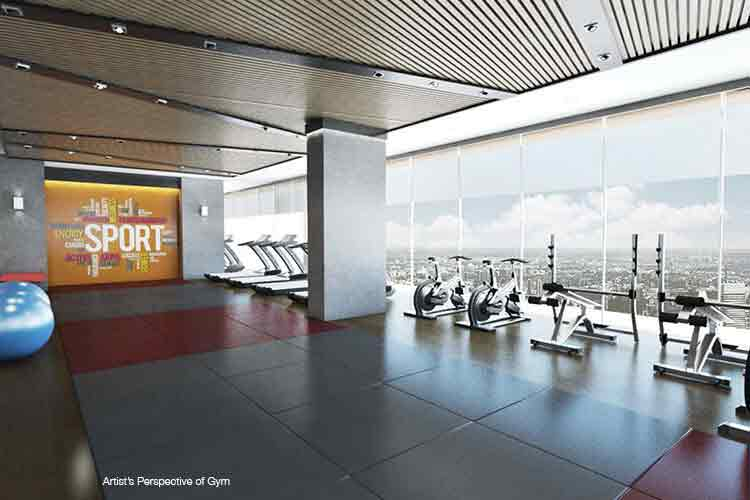 Pixel Residences - Fitness Gym