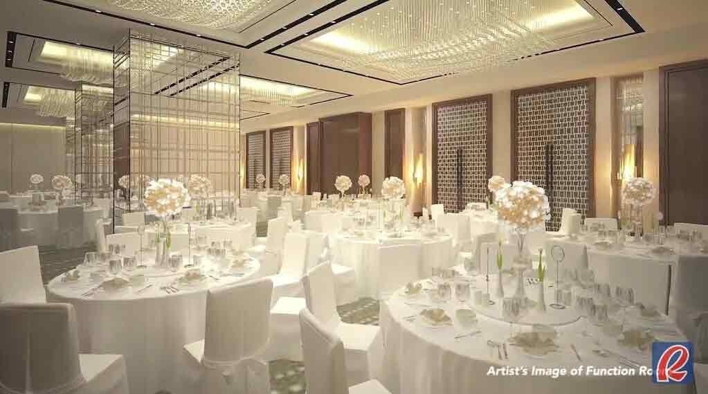 The Residences At The Westin - Function Room
