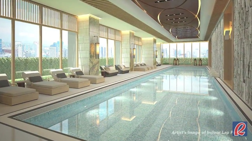 The Residences At The Westin - Indoor Lap Pool