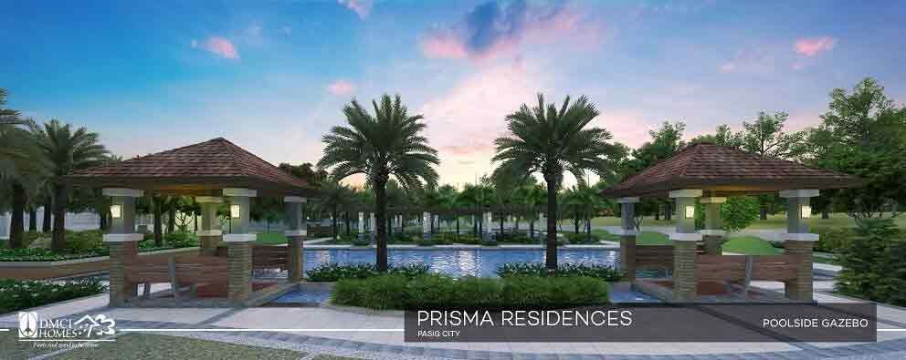 Prisma Residences - Poolside Gazebo