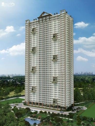 Prisma Residences - Building Facade