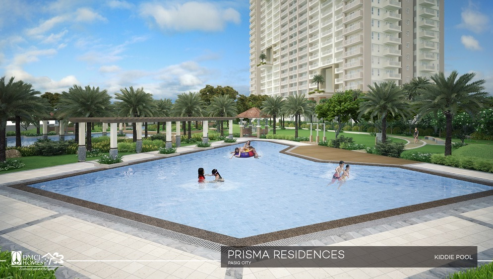 Prisma Residences - Kids Pool