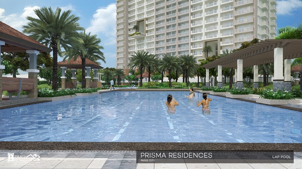 Prisma Residences - Lap Pool