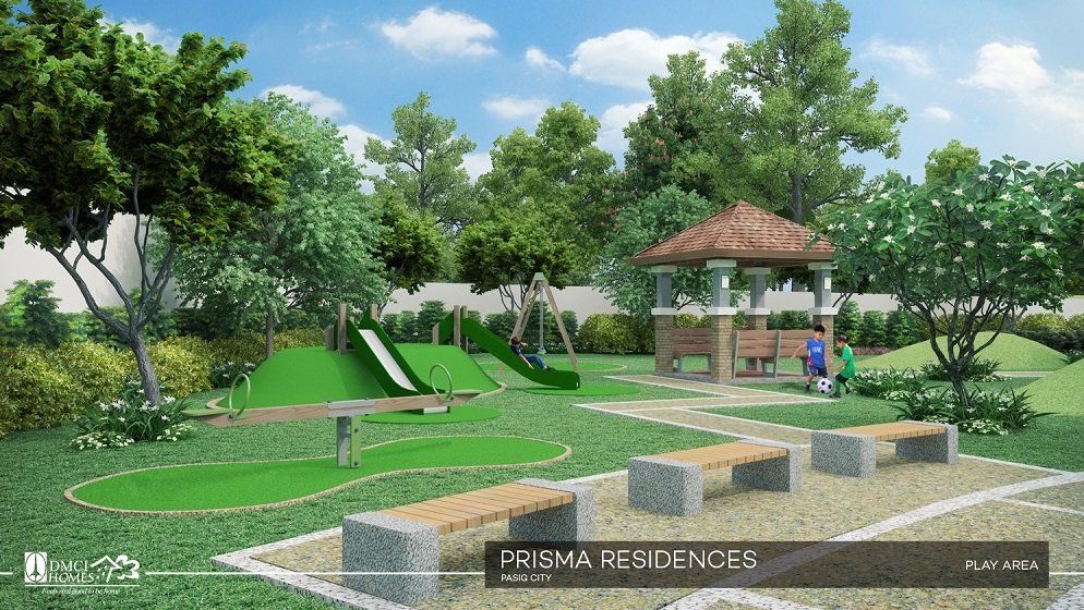 Prisma Residences - Play Area