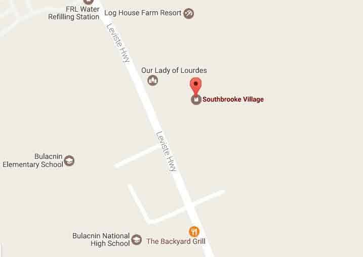 South Brooke Village - Location & Vicinity