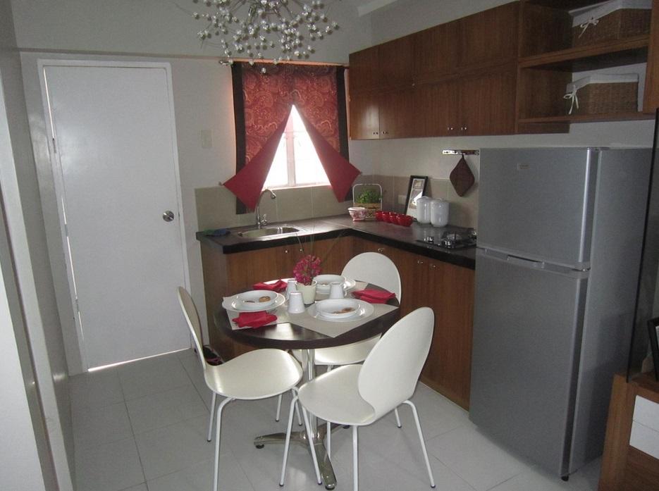 Morgan Residences - Dining Area
