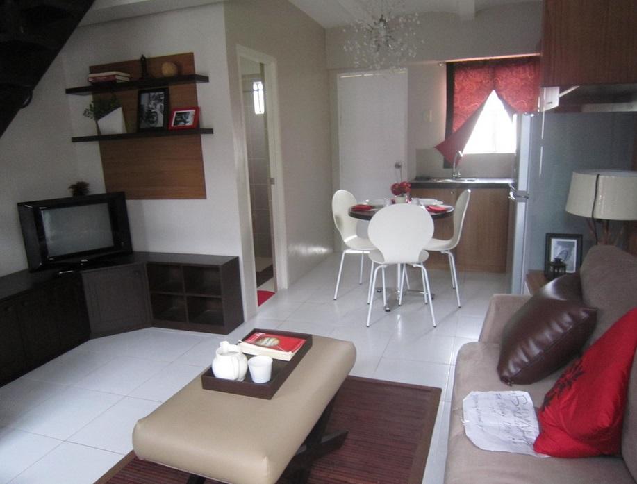 Morgan Residences - Living Area
