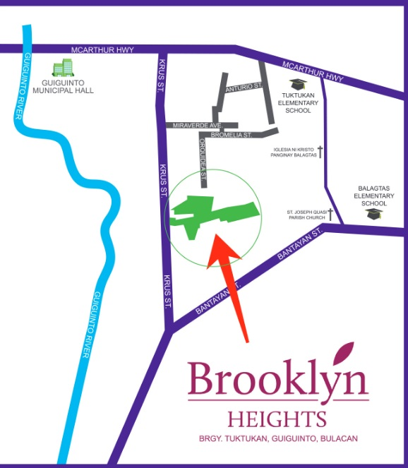 Brooklyn Heights - Location & Vicinity