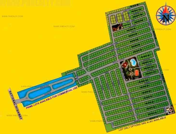 Gran Seville - Site Development Plan