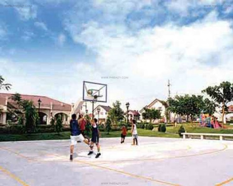 Chester Place - Basketball Court