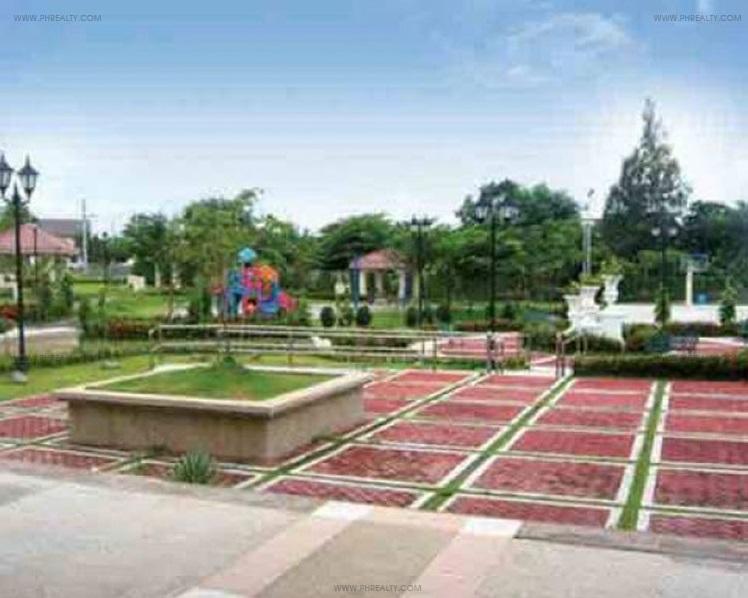 Chester Place - Park