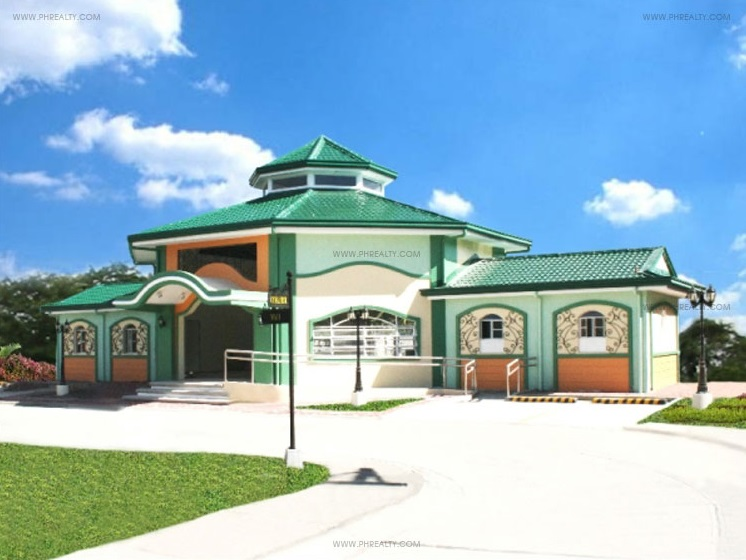 Crystal Place - Clubhouse