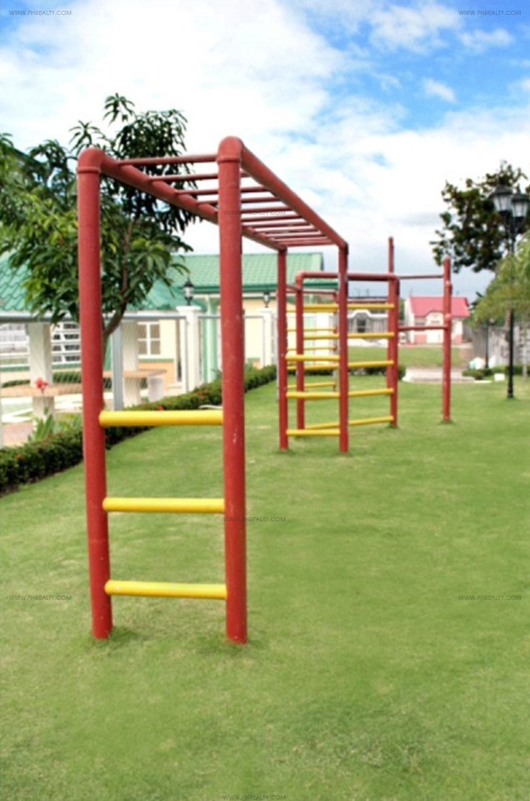Crystal Place - Playground