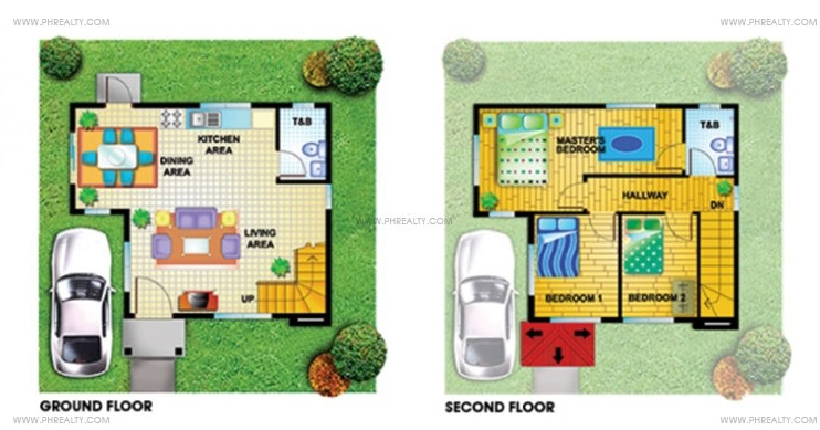 Crystal Place - Floor Plan - Agatha