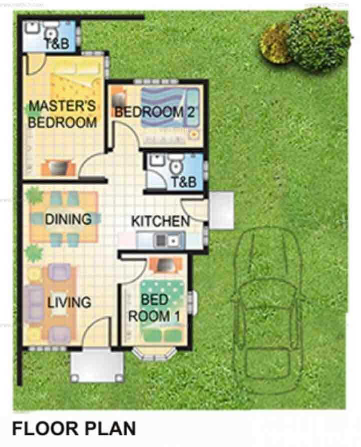 Crystal Place - Belinda Floor Plan