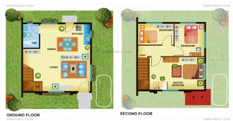 Crystal Place - Floor Plan - Charissa