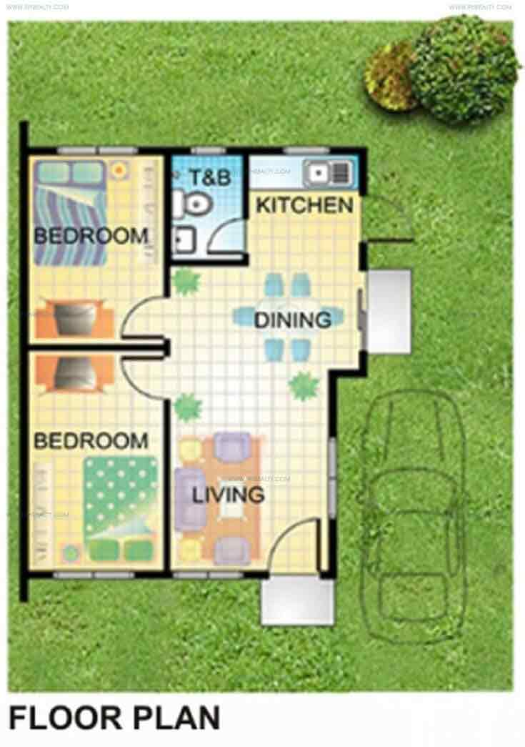 Crystal Place - Margarita Floor Plan