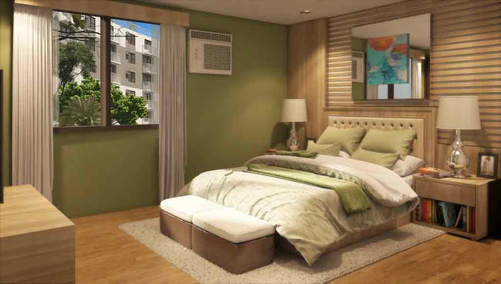 Soltana Nature Residences - Master Bedroom