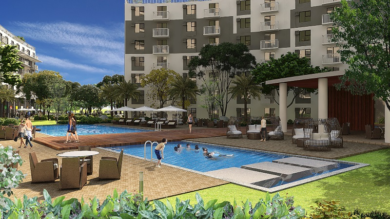 Soltana Nature Residences - Swimming Pool