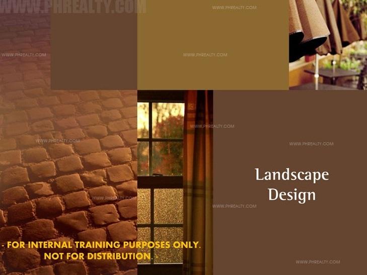 The Sandstone At Portico - Landscape Design