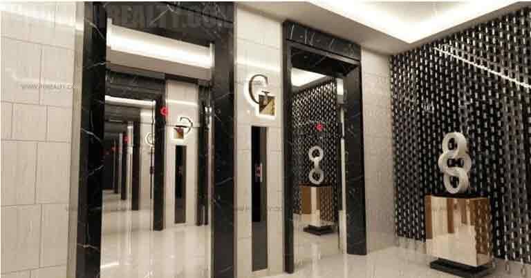 Fame Residences - Elevator
