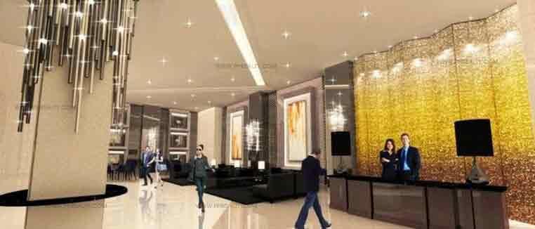 Fame Residences - Lobby
