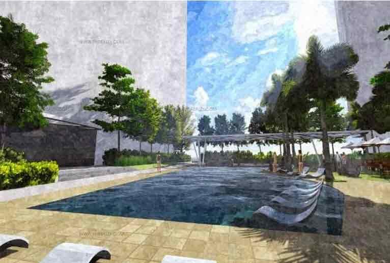 Fame Residences - Swimming Pool