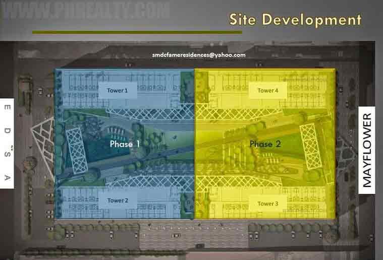 Fame Residences - Site Development