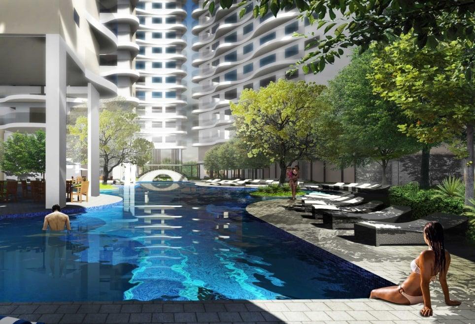 The Signature Preselling Condominium For Sale In Quezon