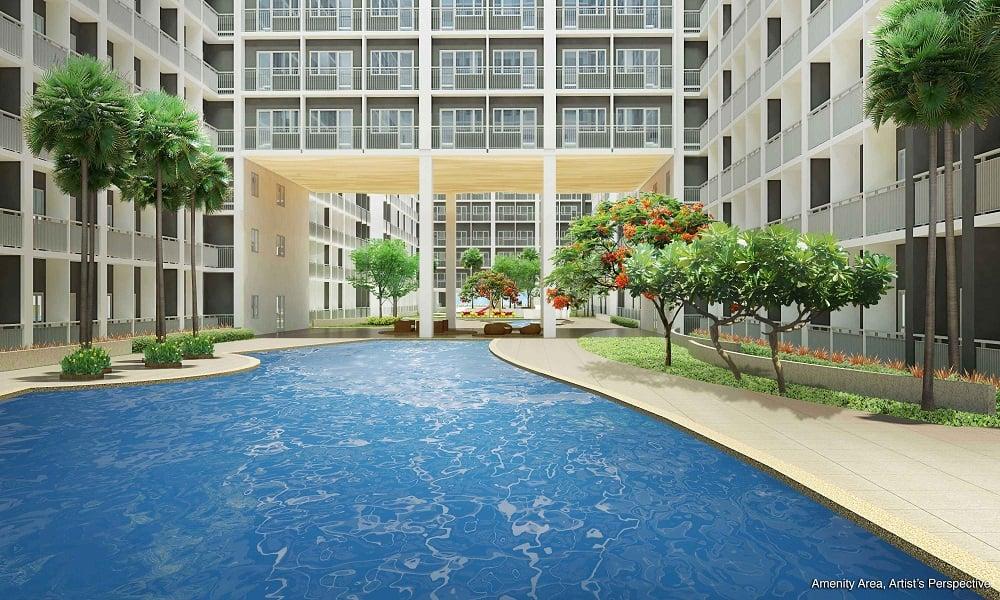 Shore 2 Residences Condominium In Moa Pasay Metro Manila