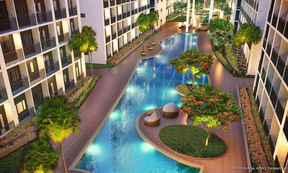 Shore 2 Residences - Swimming Pool