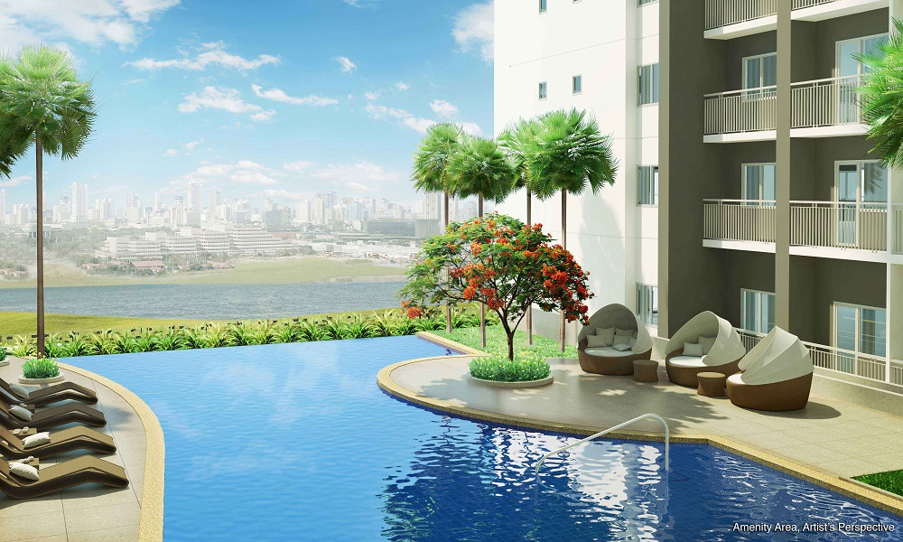 Shore 2 Residences - Swimming Pool Area