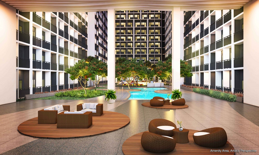 Shore 2 Residences - Amenity Area