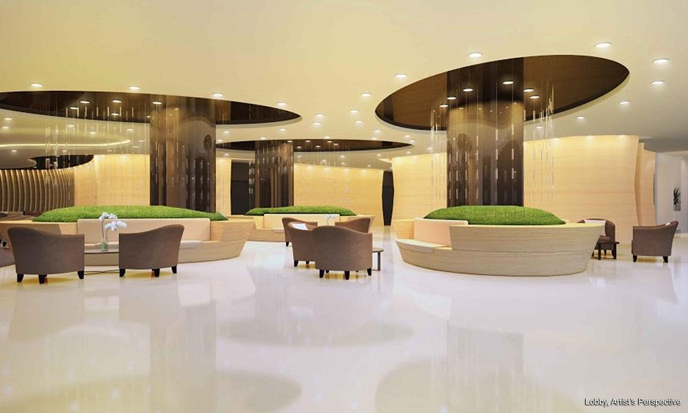 Shore 2 Residences - Lobby