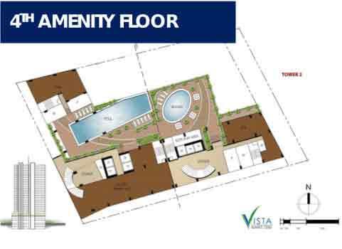 Vista Suarez Cebu - 4th Amenity Floor